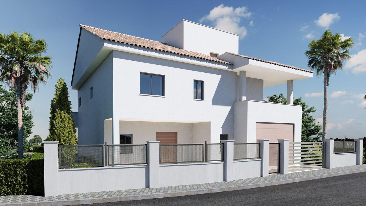 Brand new development of modern luxury villas in Benalmádena Costa – Benalmádena