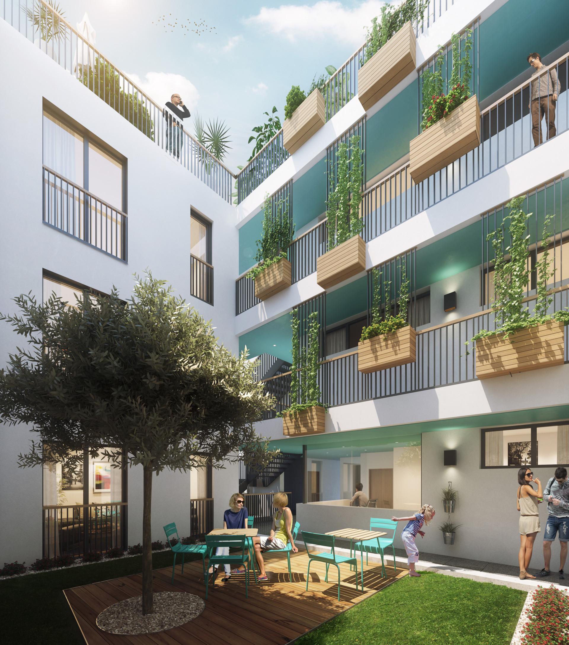 Modern renovated apartments in downtown Málaga