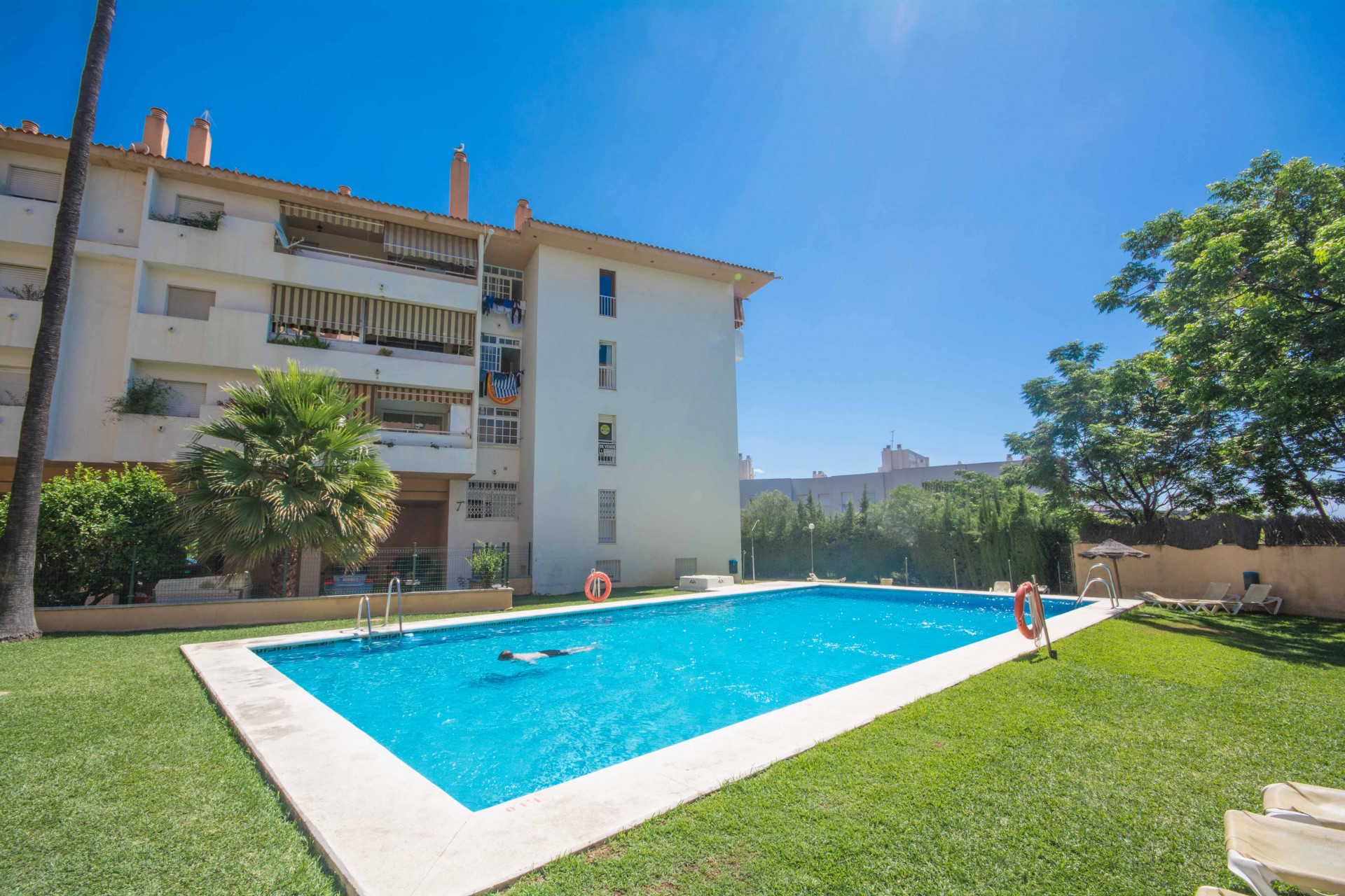 Apartment for sale in the center of Marbella