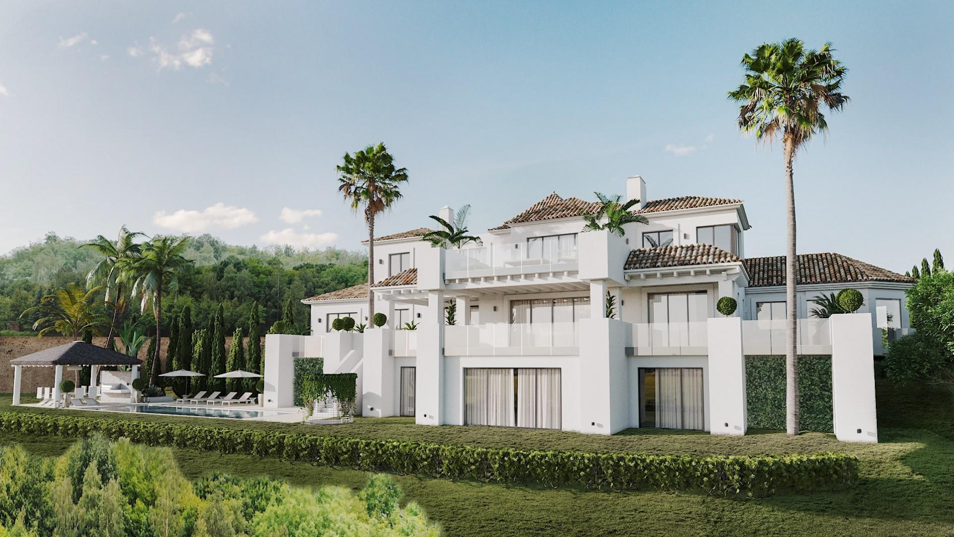 Luxury mansion for sale in La Zagaleta - Benahavis