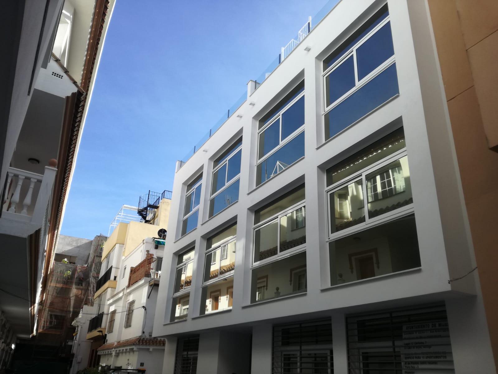 Second line beach contemporary apartments for sale in La Cala de Mijas - Mijas Costa