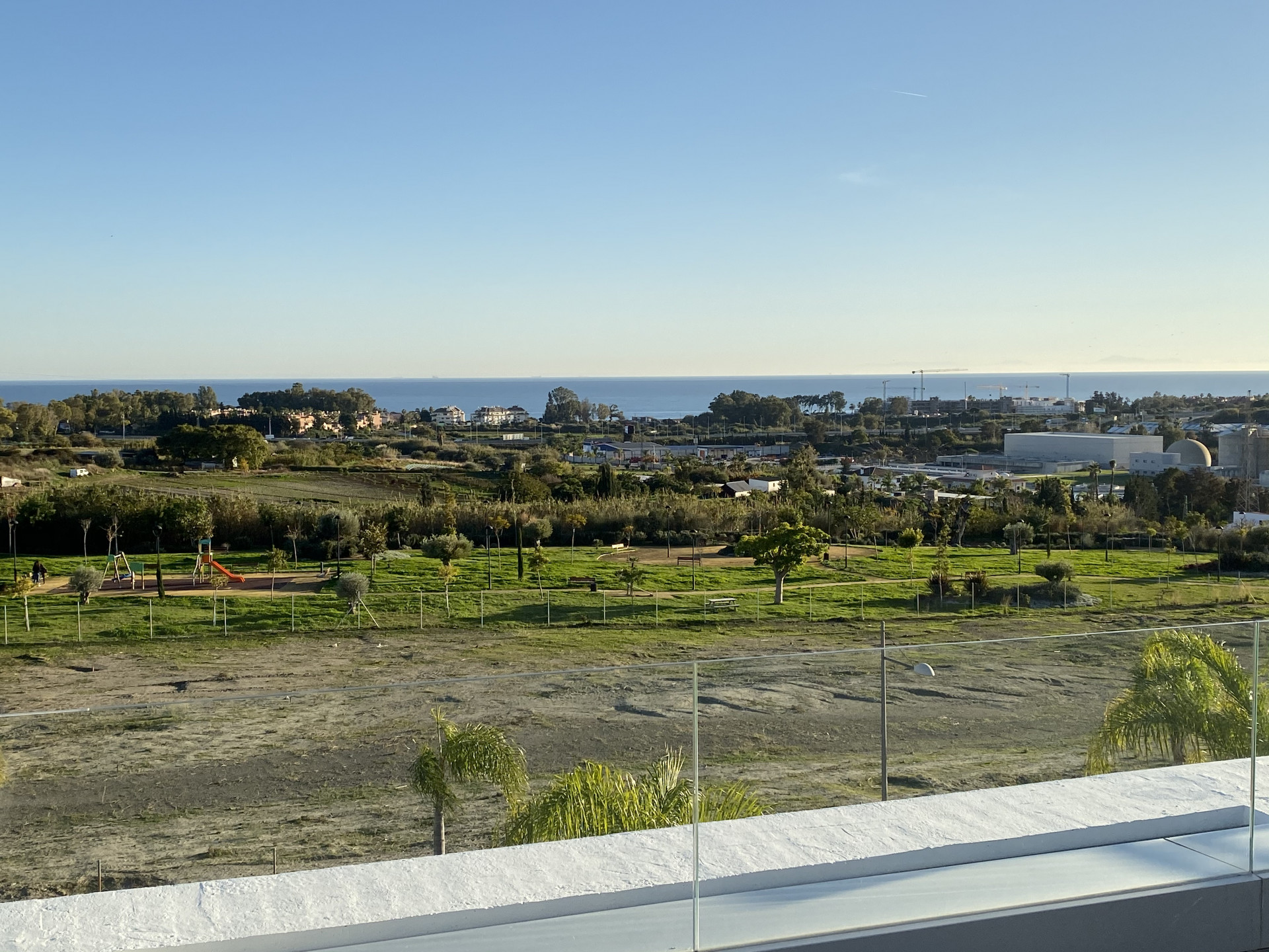Duplex Penthouse for sale in Cancelada, Estepona