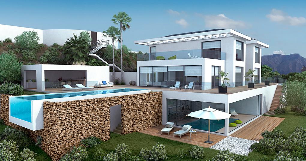 Luxury brand new modern villa for sale in La Zagaleta – Benahavis