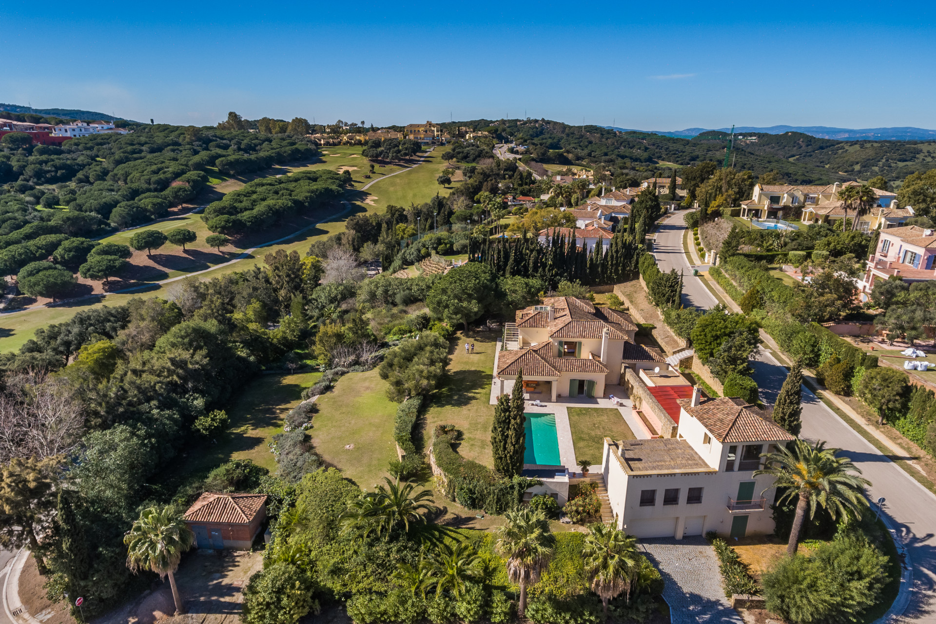 Prachtige mediterrane villa te koop in Sotogrande Alto - Sotogrande