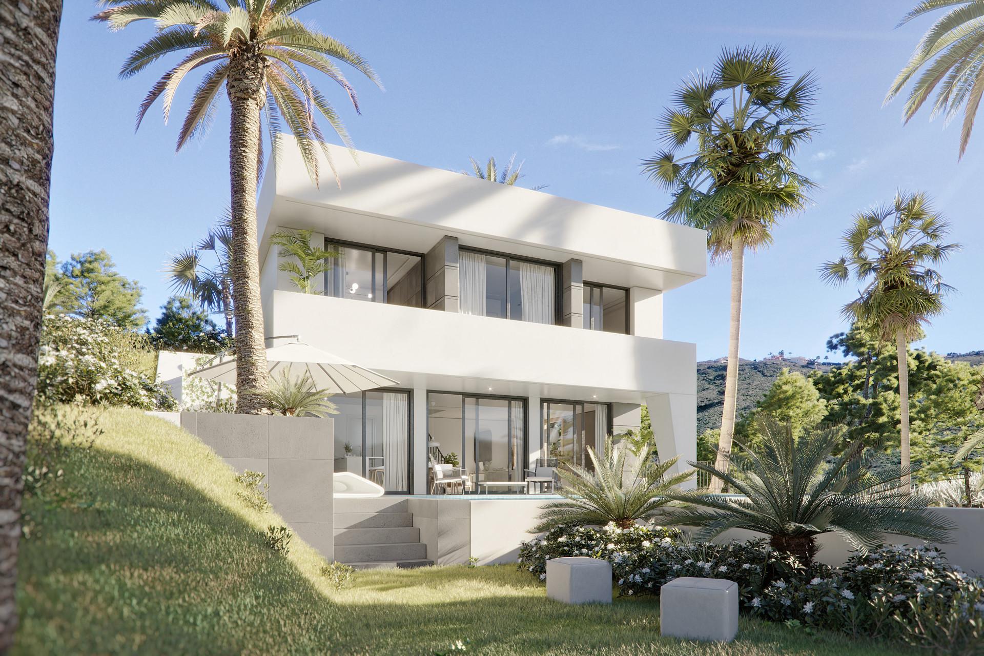 Villa for sale in Benalmadena Costa, Benalmadena