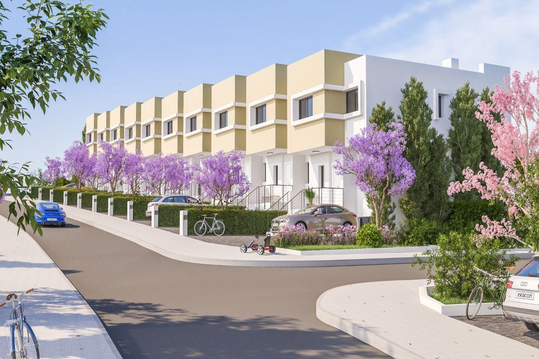 Brand New Townhouses for sale in Alahurín de la Torre – Malaga