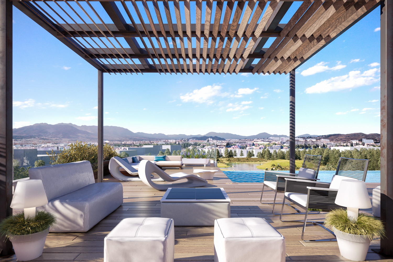 Apartment for sale in Malaga