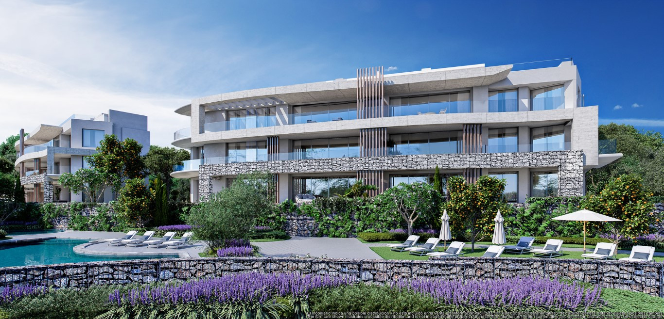 Beautifully Designed And Sustainably Built Luxury Apartments And Penthouses For Sale In Benahavis