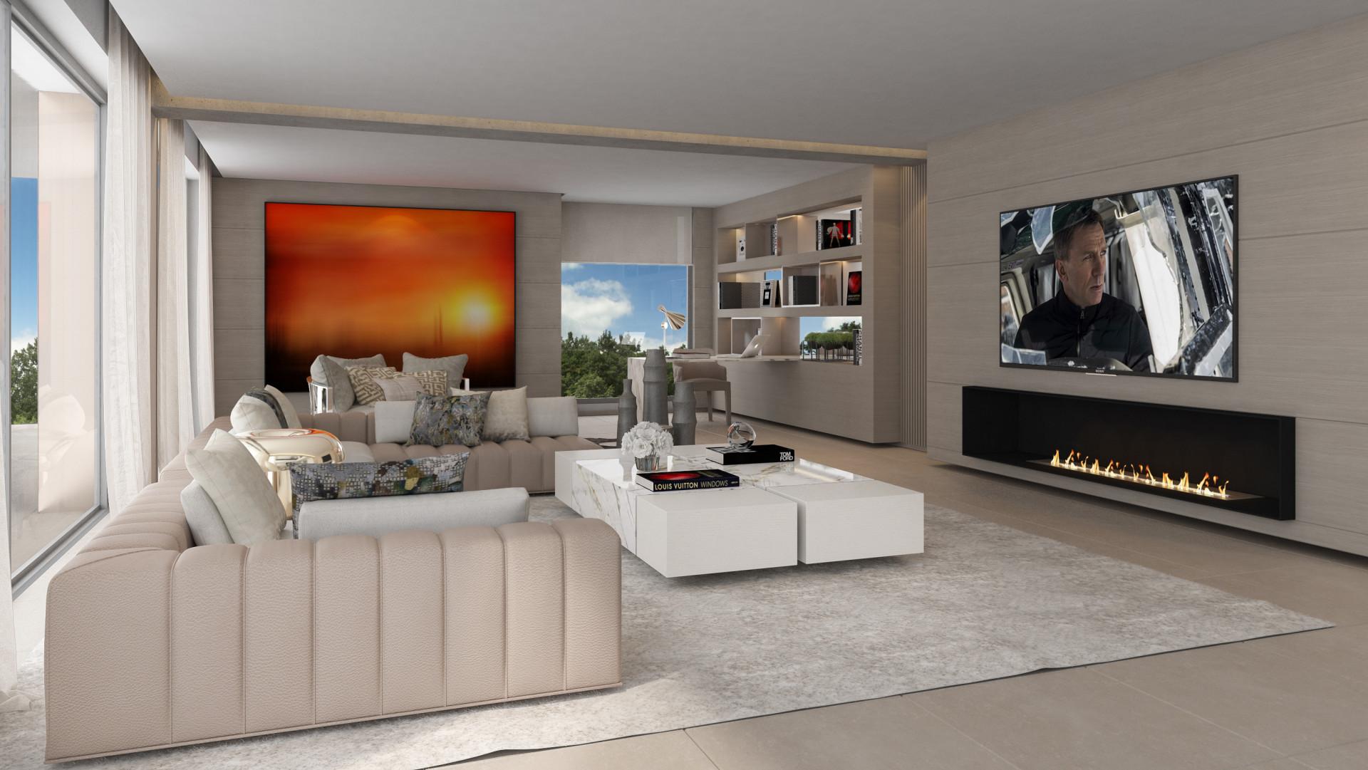 New luxury modern villas for sale in El Paraiso, Estepona