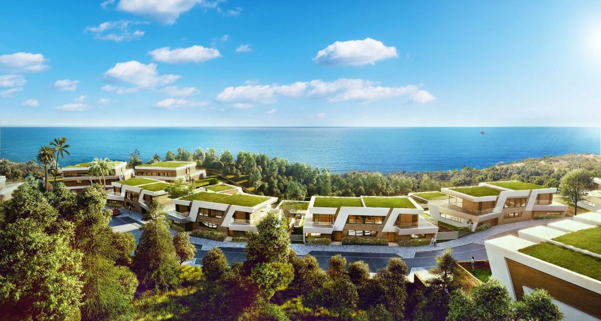 Exclusive Resort & Club Town-House Development For Sale in Mijas Costa