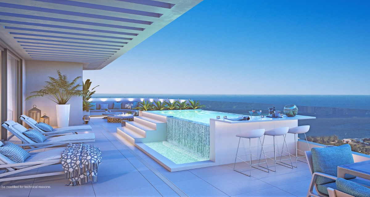 Superb New Development Of Apartments For Sale Well Situated In Benalmadena