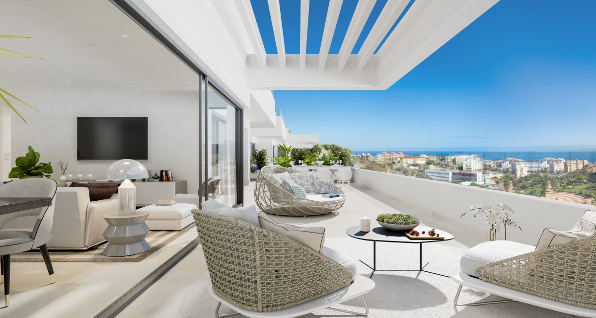 Elegant Apartments For Sale in the Heart of Estepona