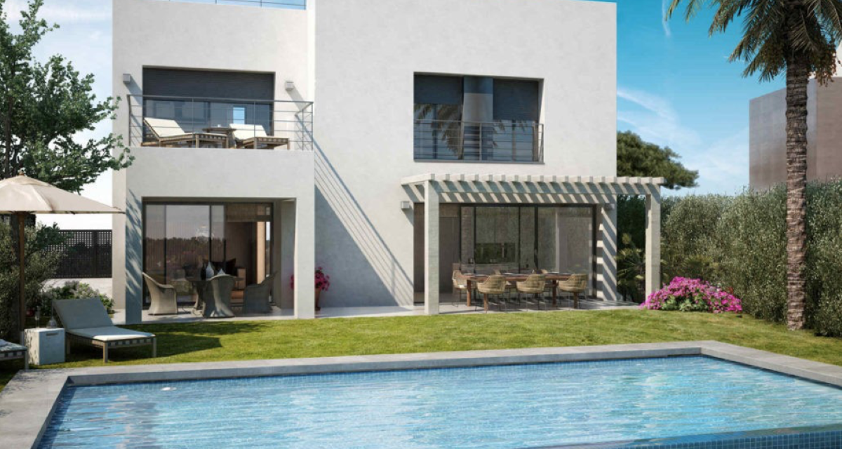 Newly Completed Contemporary Villas For Sale In Estepona