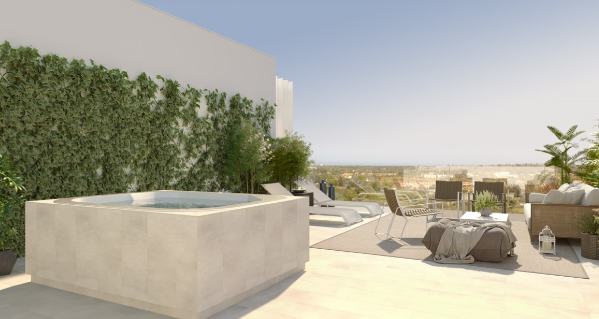 Unique New Development Of Semi-detached Villas For Sale In Sotogrande