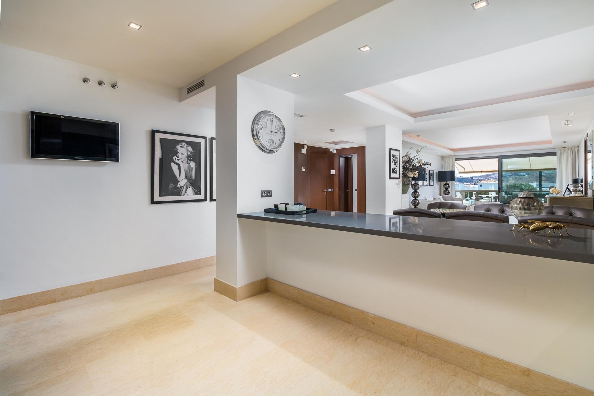 Espectacular  apartamento de 3 dormitorios amplio y moderno