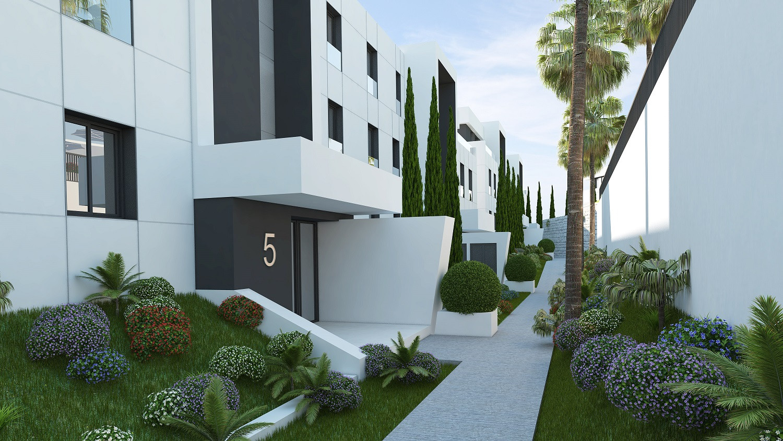 Nuevo proyecto de 42 viviendas en Nueva Andalucia, Marbella