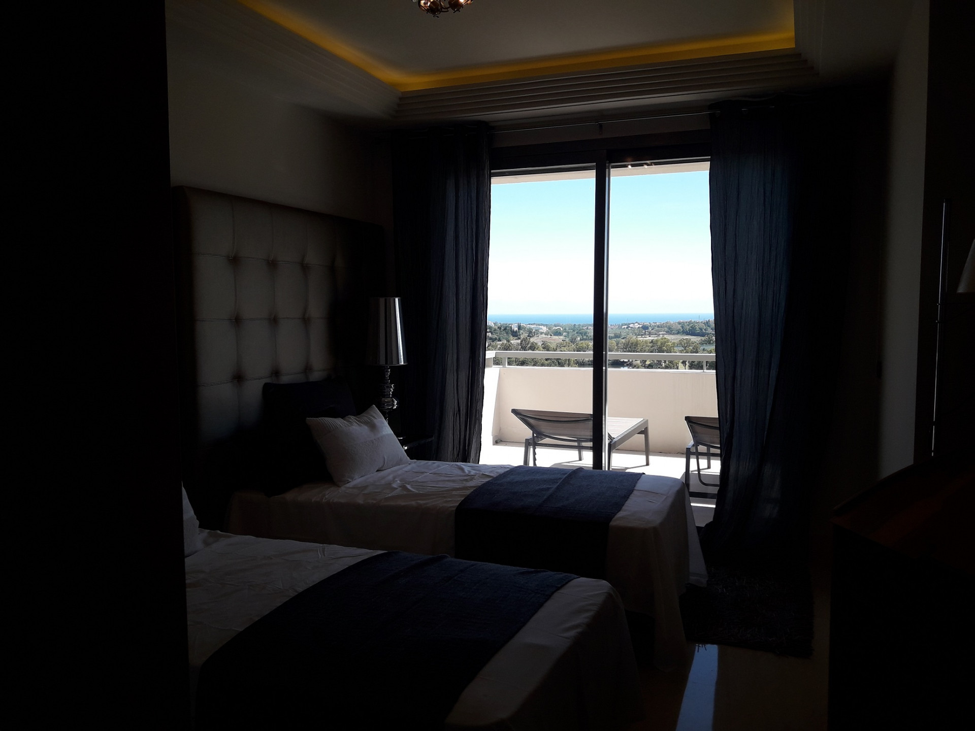 Fabuloso apartamento de 2 dormitorios con viastas al mar