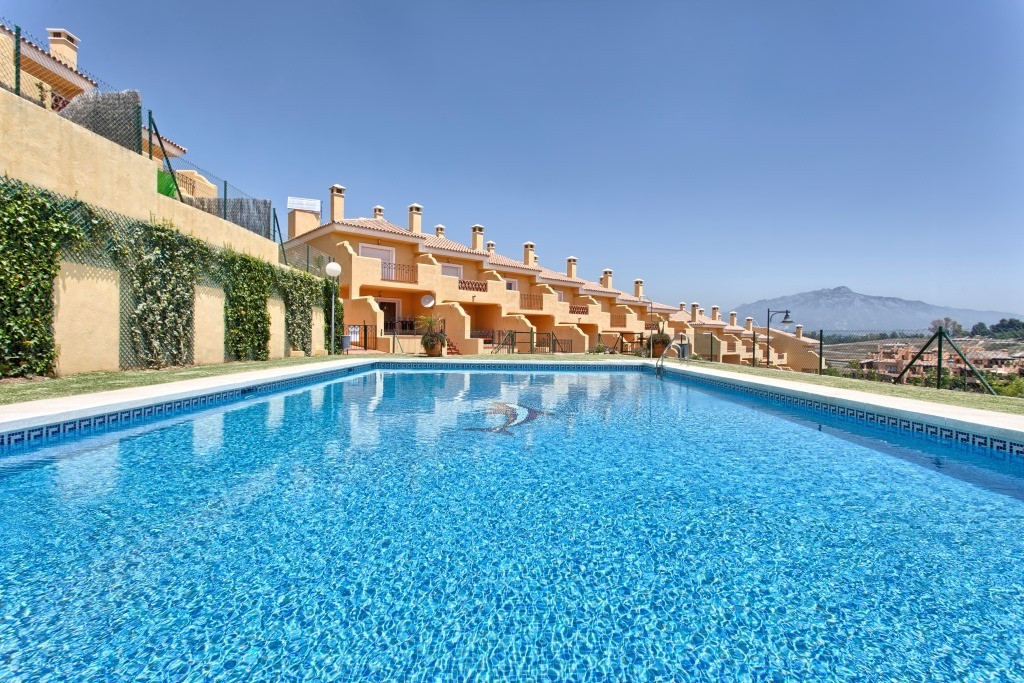 Brand new charming townhouses with lift in New Golden Mile, Estepona