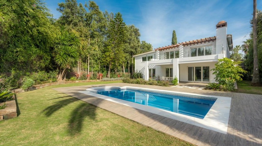 Brand new luxury villa in Nueva Andalucia, Marbella