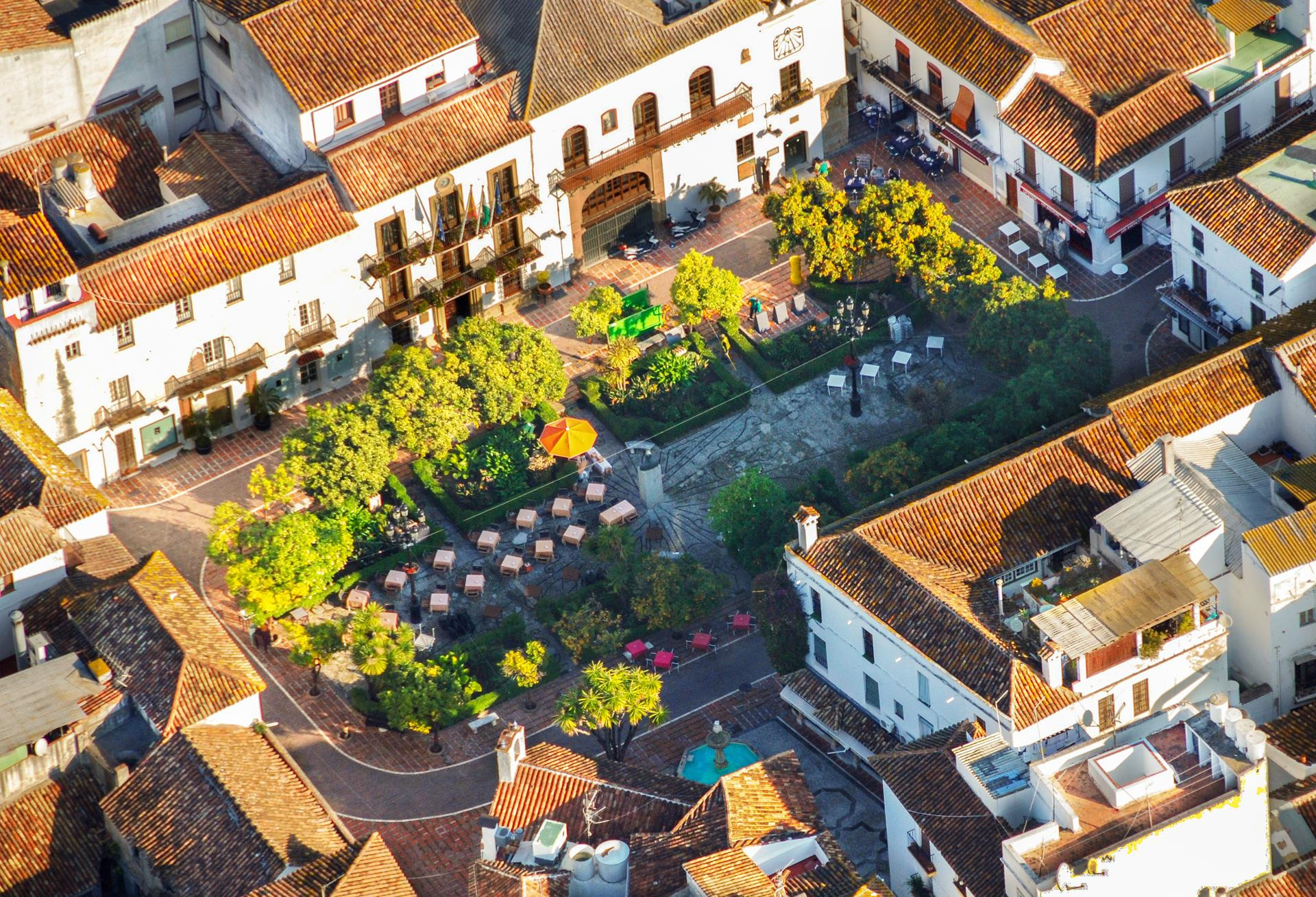 Boutique hotel in Marbella Old Town