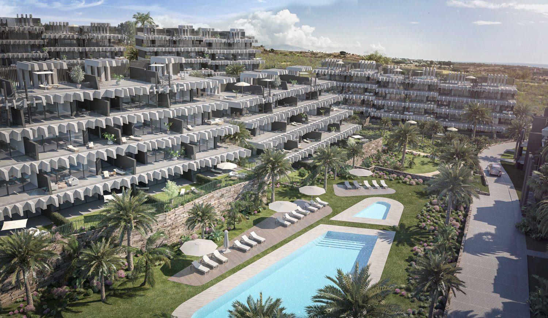 Apartamento a la venta en La Resina Golf