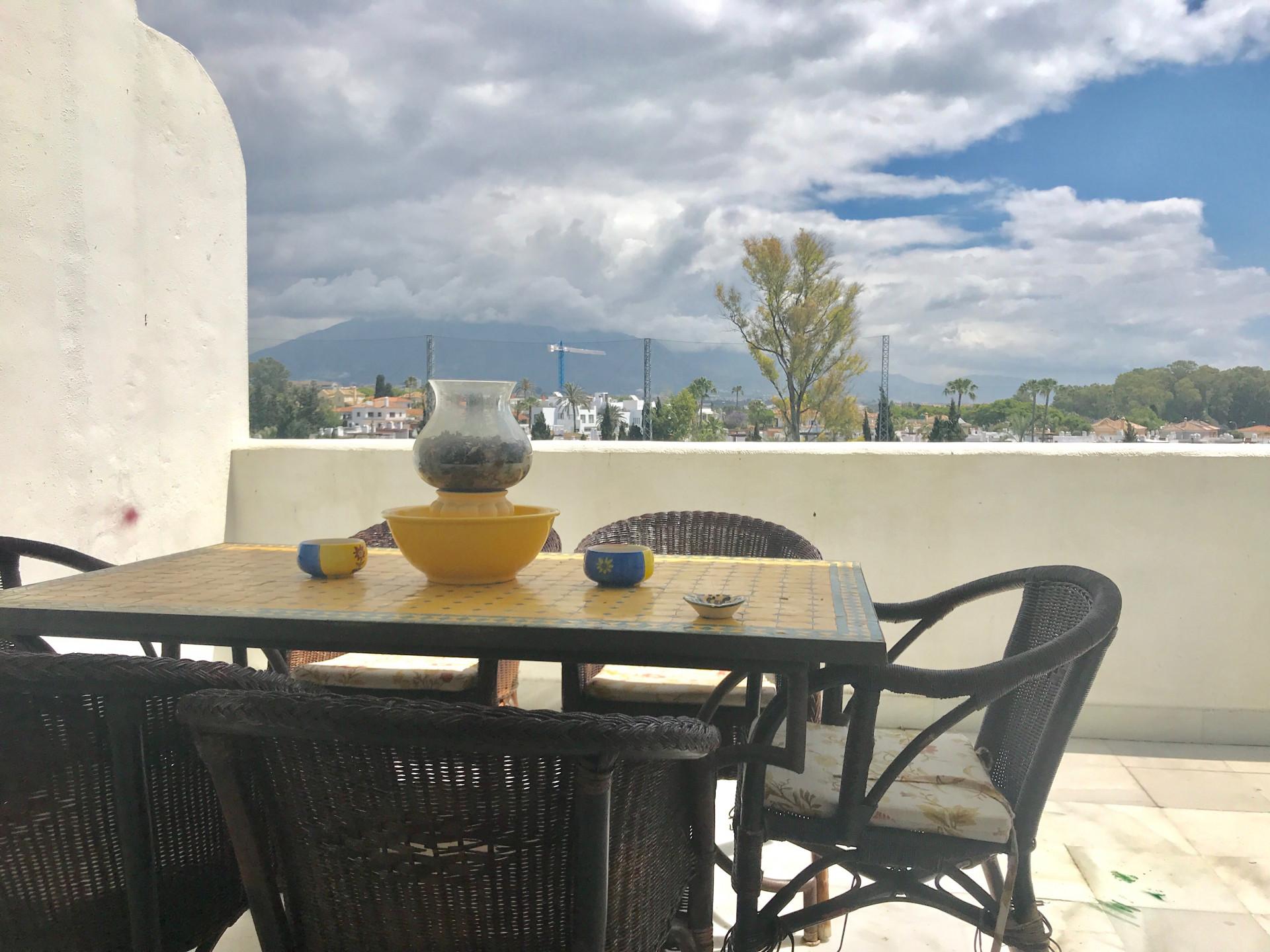Penthouse for rent in San Pedro de Alcantara