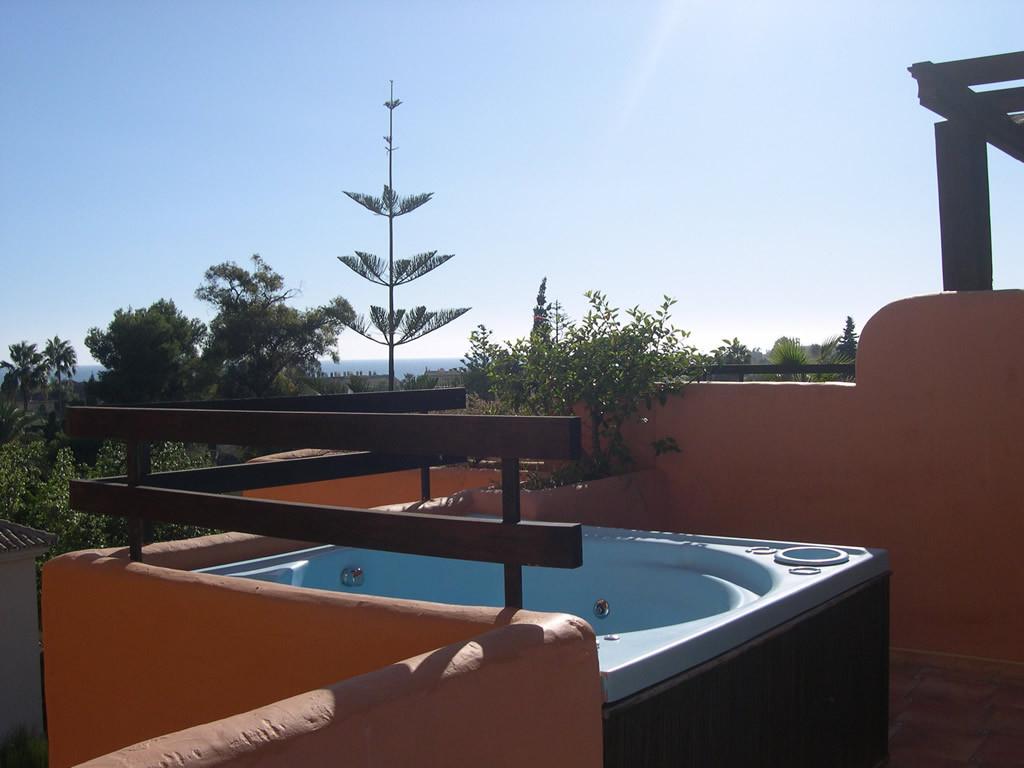 Duplex Penthouse for sale in Estepona