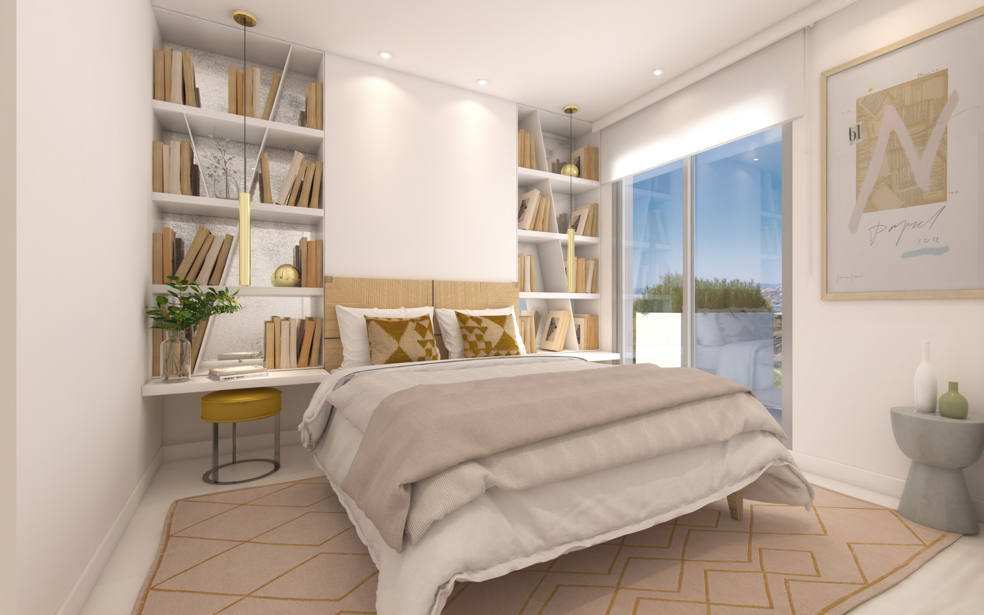 Apartment  for sale in  Torrequebrada, Benalmadena