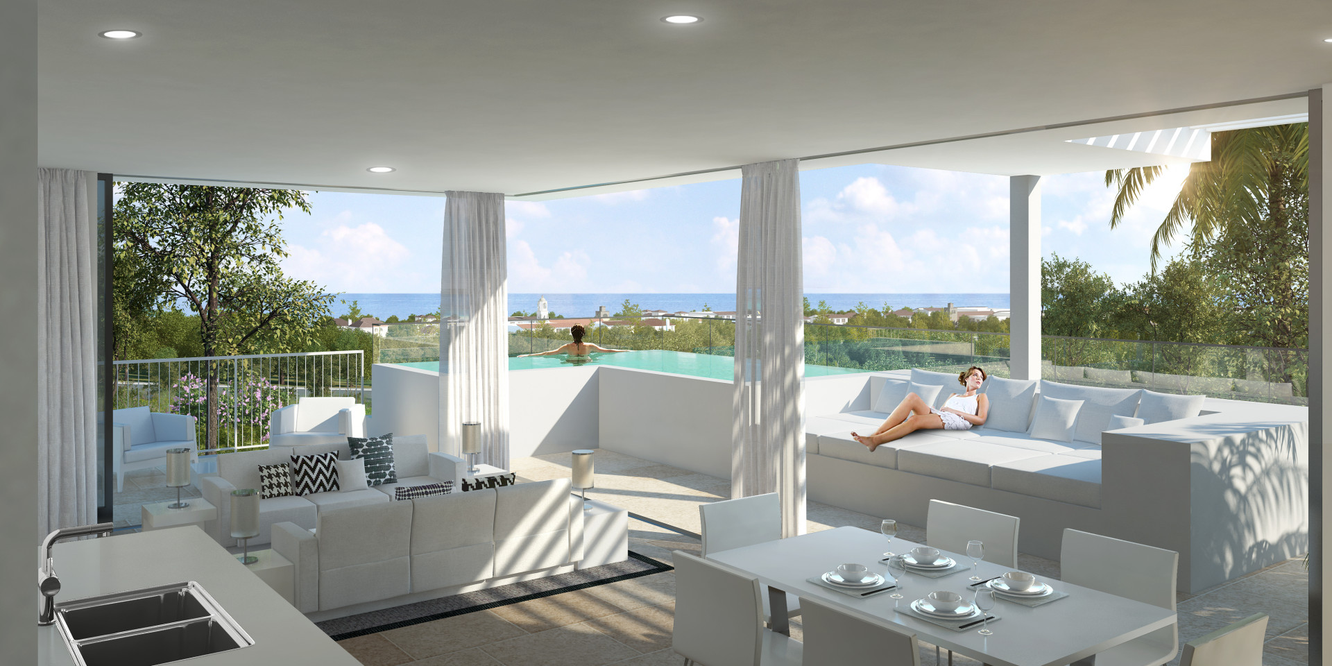 Penthouse  for sale in  Cala de Mijas, Mijas Costa