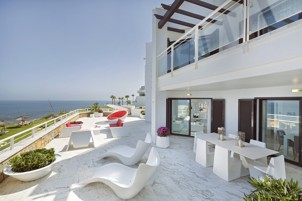 Penthouse  for sale in  Sabinillas, Manilva