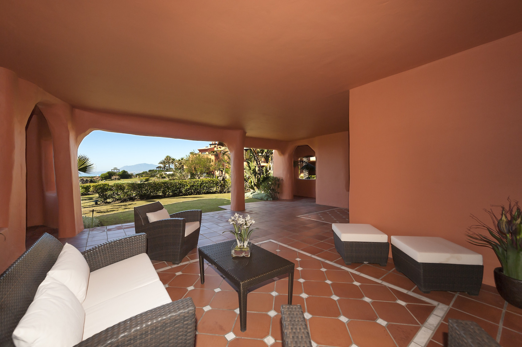 Ground Floor Apartment  for sale in  La Morera, Marbella East