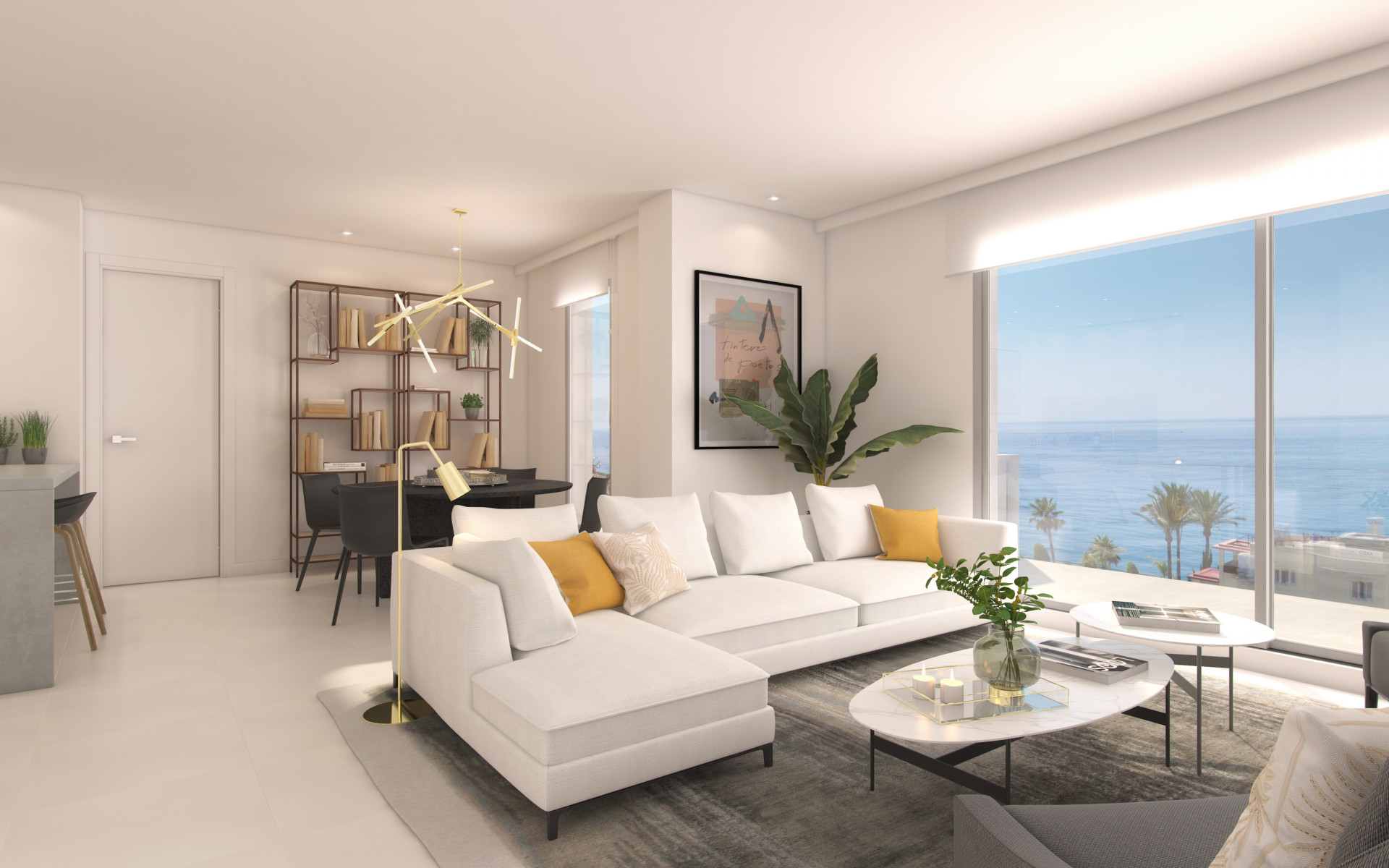 Penthouse  for sale in  Torrequebrada, Benalmadena