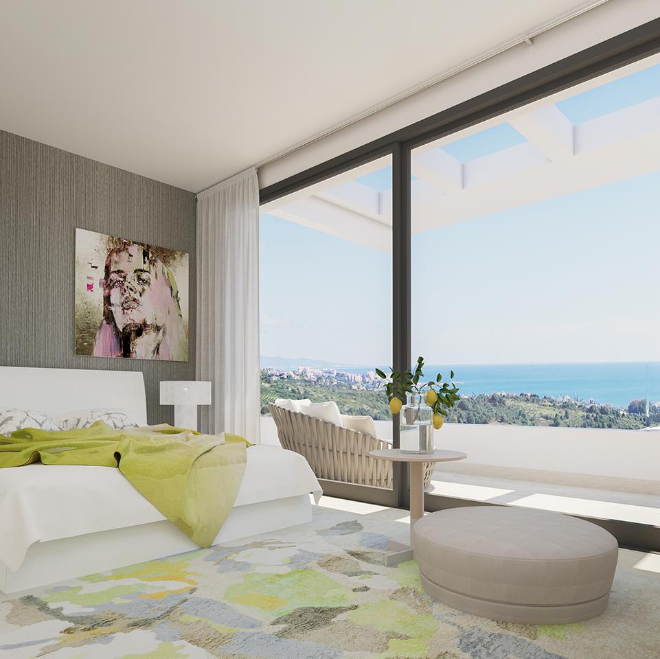Penthouse  for sale in  Estepona Golf, Estepona