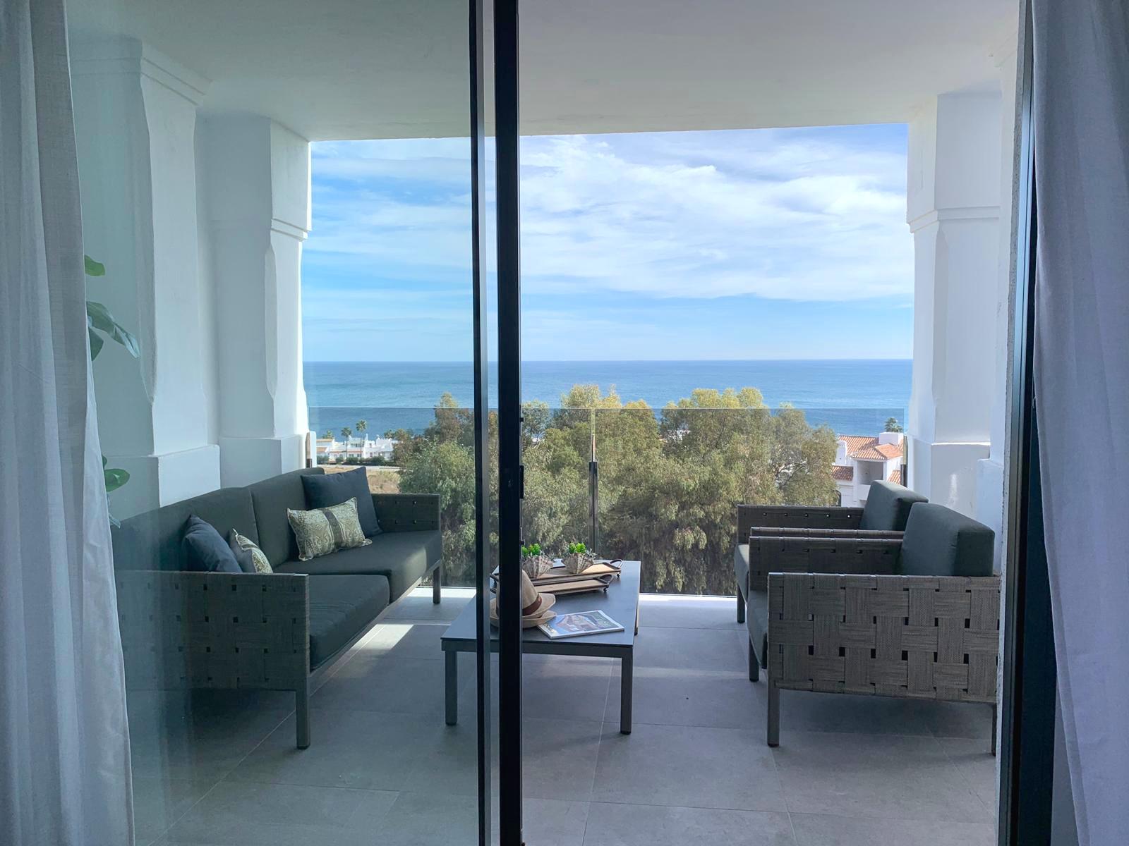 Duplex Penthouse  for sale in  Manilva Beach, Manilva
