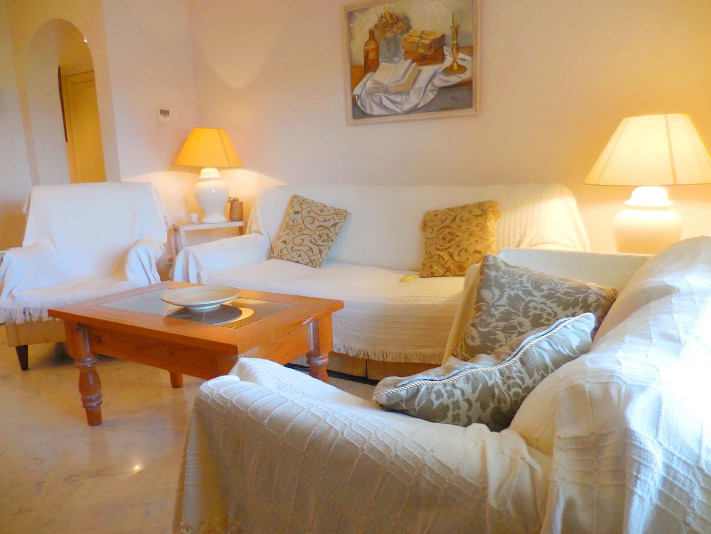 Apartamento en alquiler en Marbella - Puerto Banus