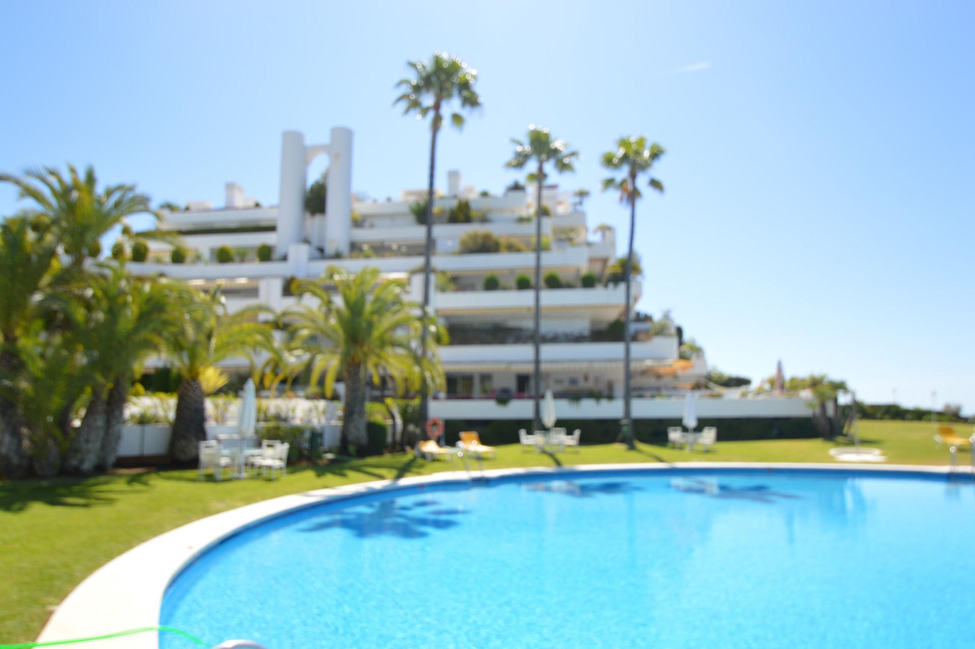 Apartamento en venta en Marbella Golden Mile