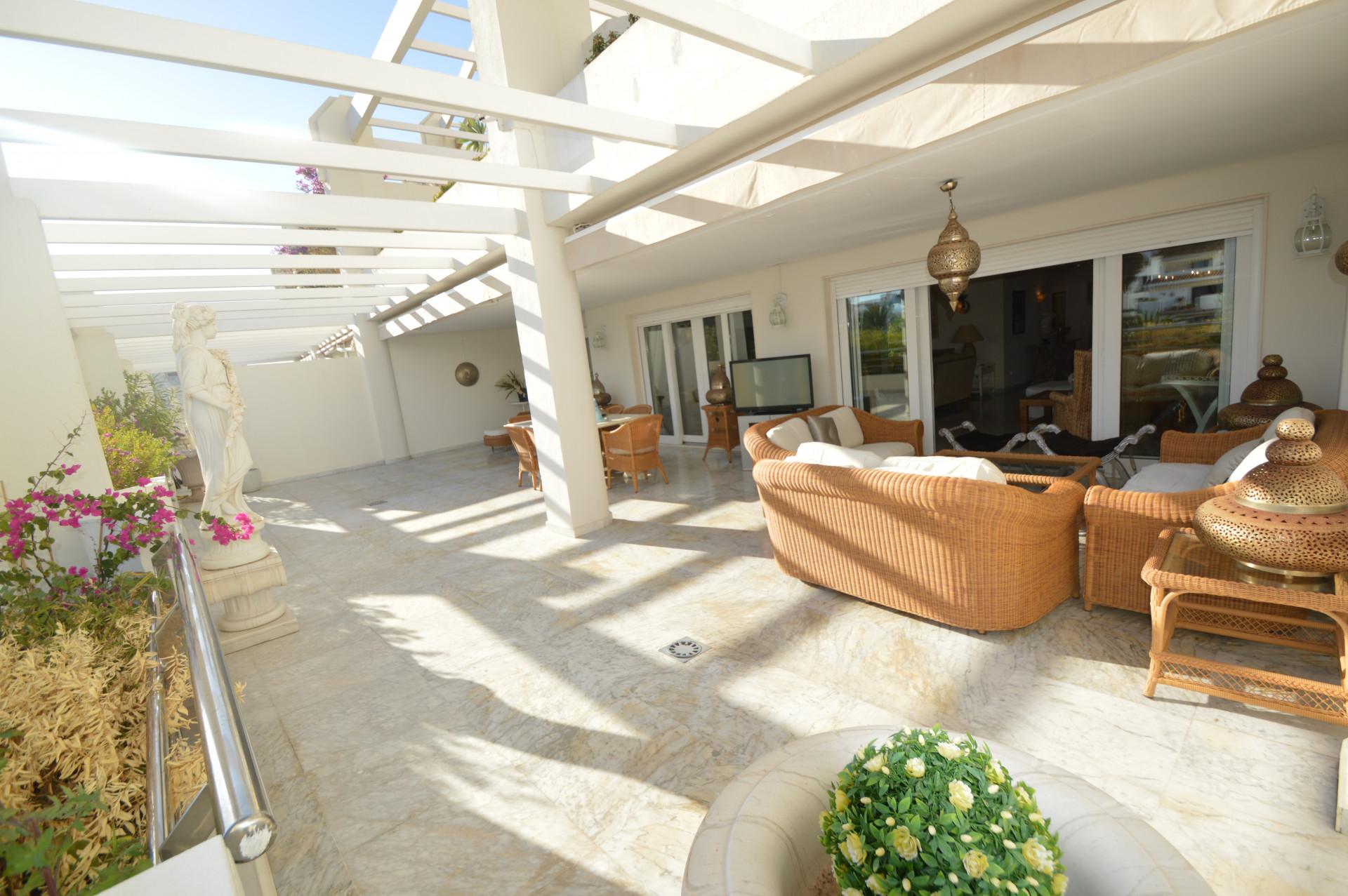 Apartamento en venta en Marbella - Puerto Banus