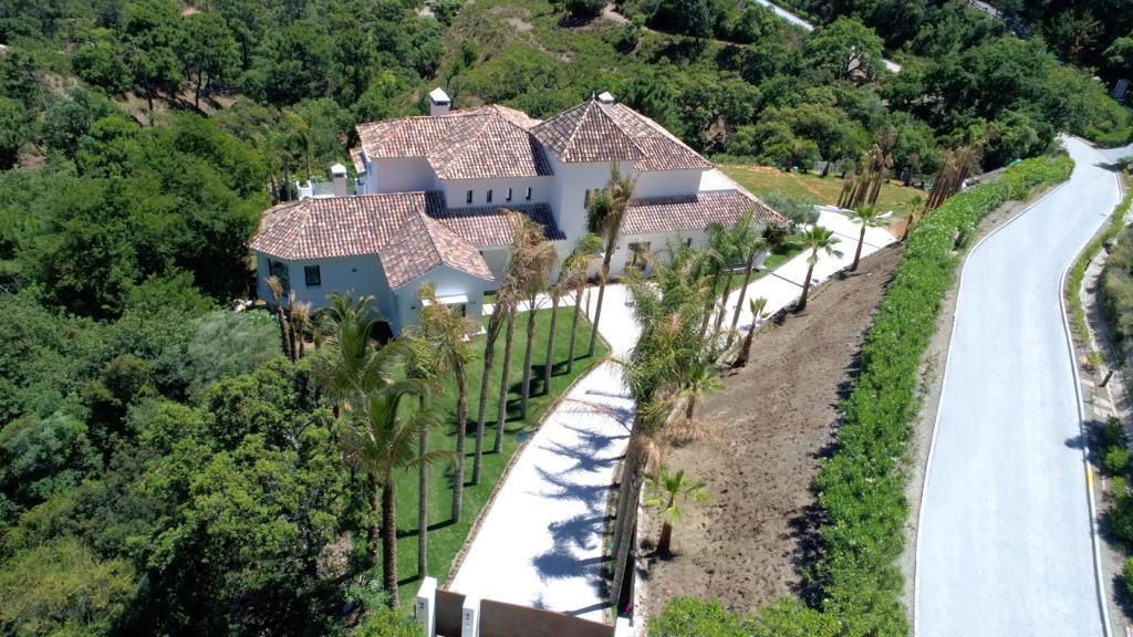 Villa en venta en La Zagaleta, Benahavis