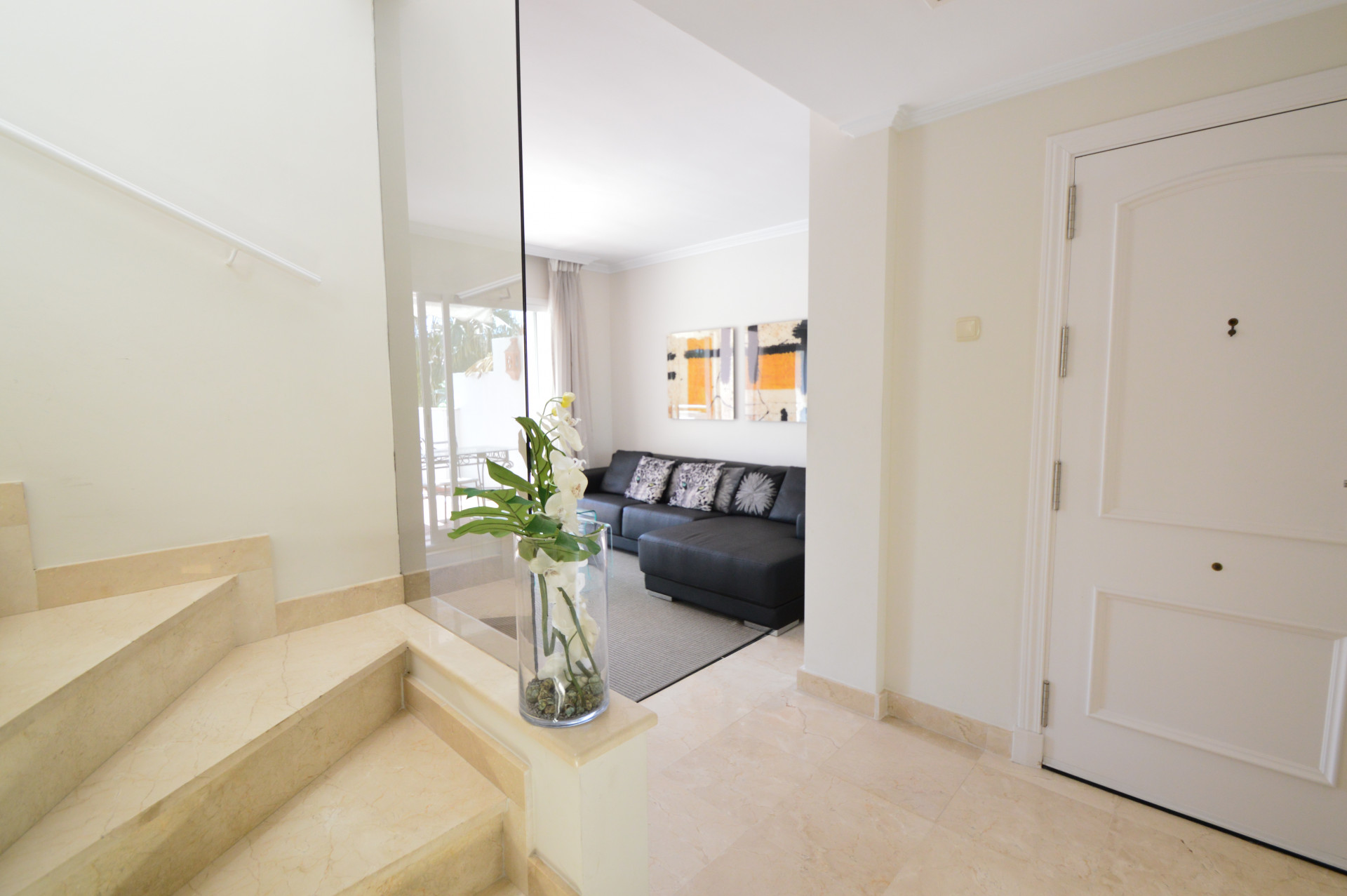 Atico Duplex en venta en Las Mariposas, Marbella Golden Mile