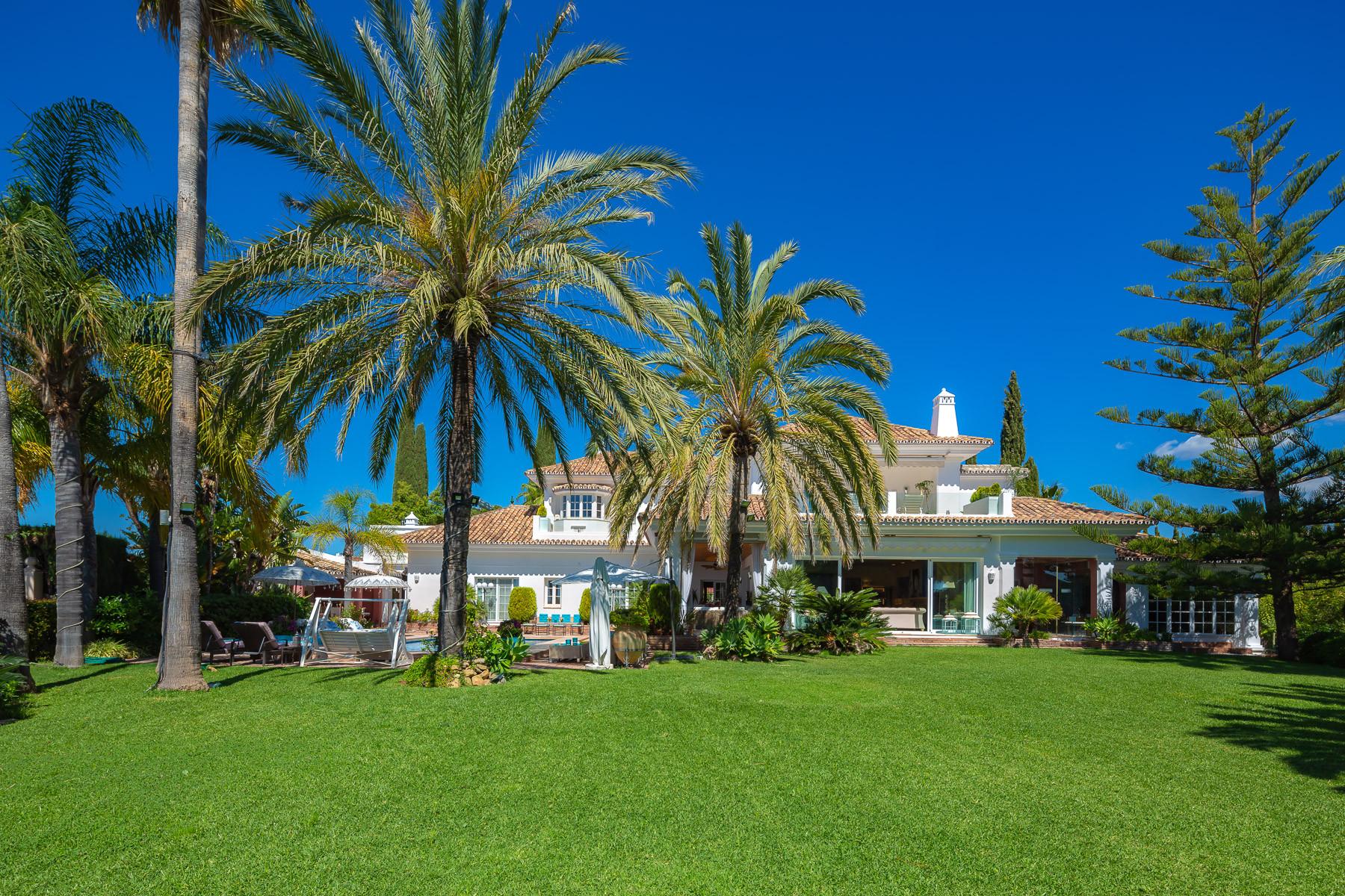 Villa zum Verkauf en Las Lomas del Marbella Club, Marbella Goldene Meile