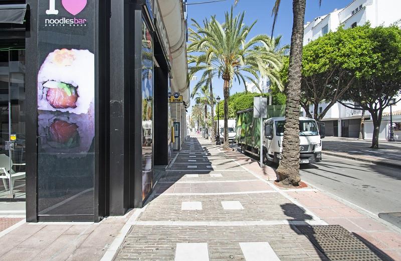 Geschäftsraum zum Verkauf en Plaza Banús, Marbella - Puerto Banus