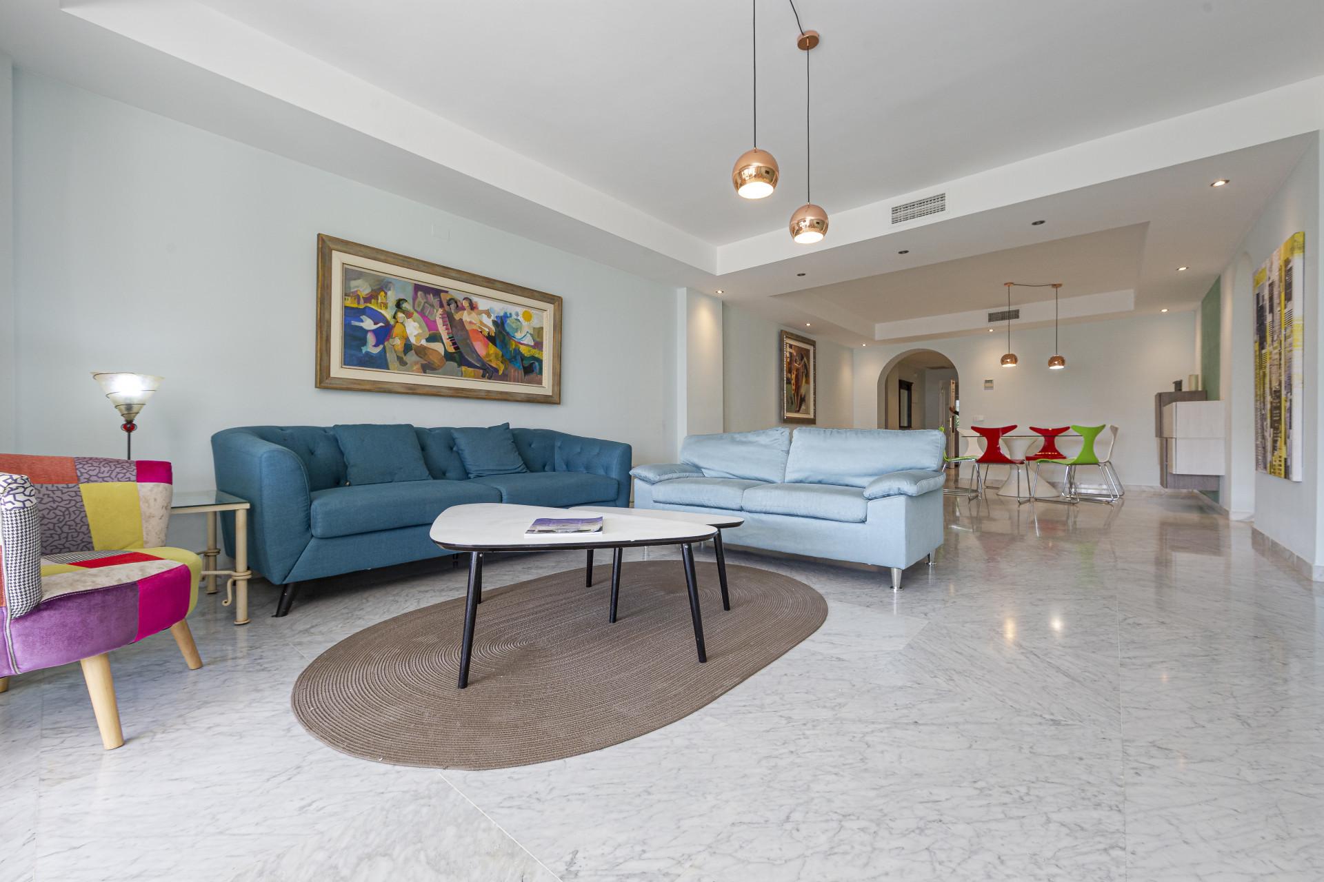 Wohnung zum Verkauf en Playas del Duque, Marbella - Puerto Banus