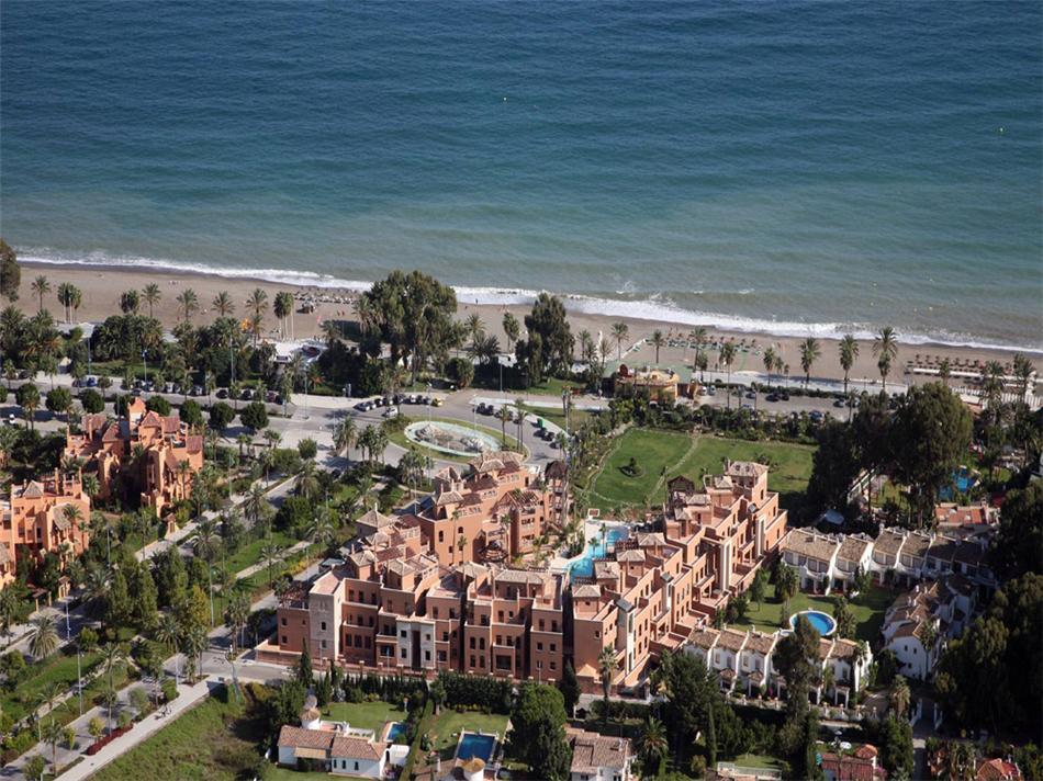 Komplett möblierte Strandwohnung zu verkaufen in San Pedro de Álcantara