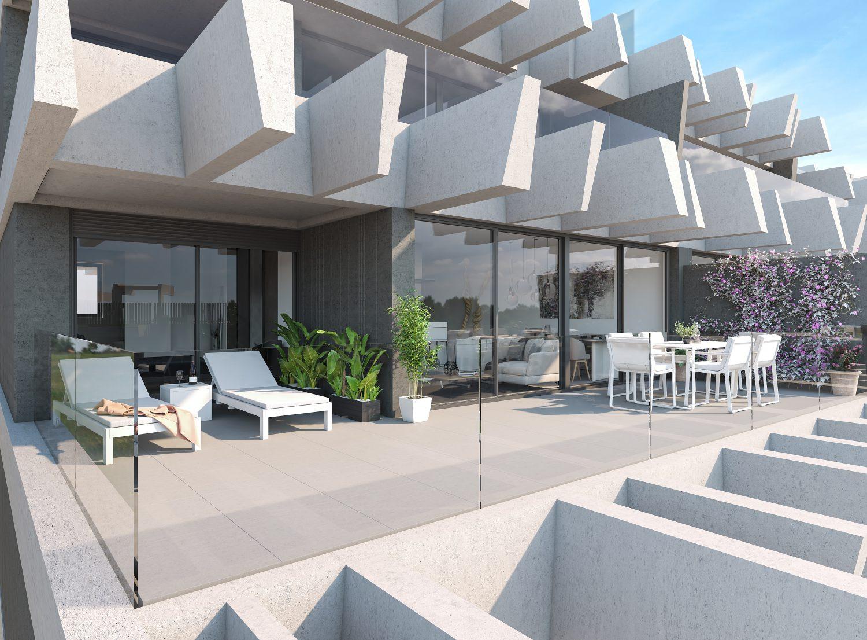 ARFA1210 - Moderne Wohnungen und Penthäuser auf der Neuen Goldenen Meile von Estepona