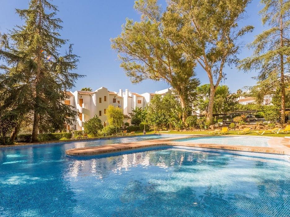 Appartement Op De Begane Grond in Nueva Andalucia