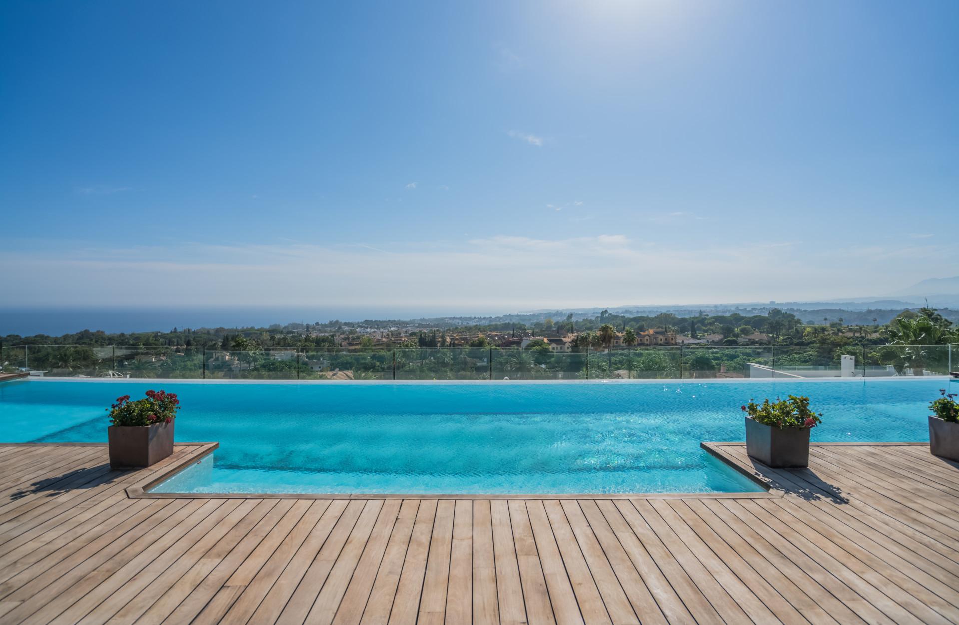 ARFA1352 - Doppel-Penthaus zu verkaufen in der Sierra Blanca in Marbella