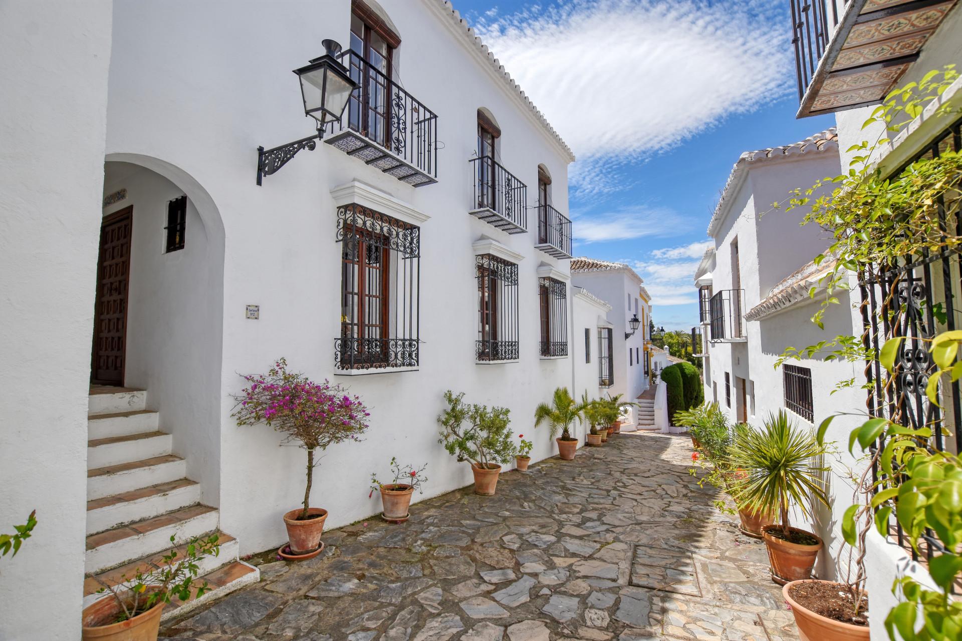 Stadshuis in Marbella Golden Mile