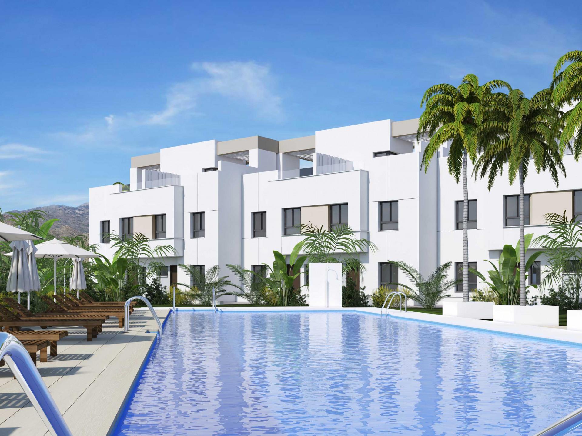 ARFTH146 - Townhäuser zum Verkauf ? Projekt für 40 neue Townhäuser im La Cala Golf Resort