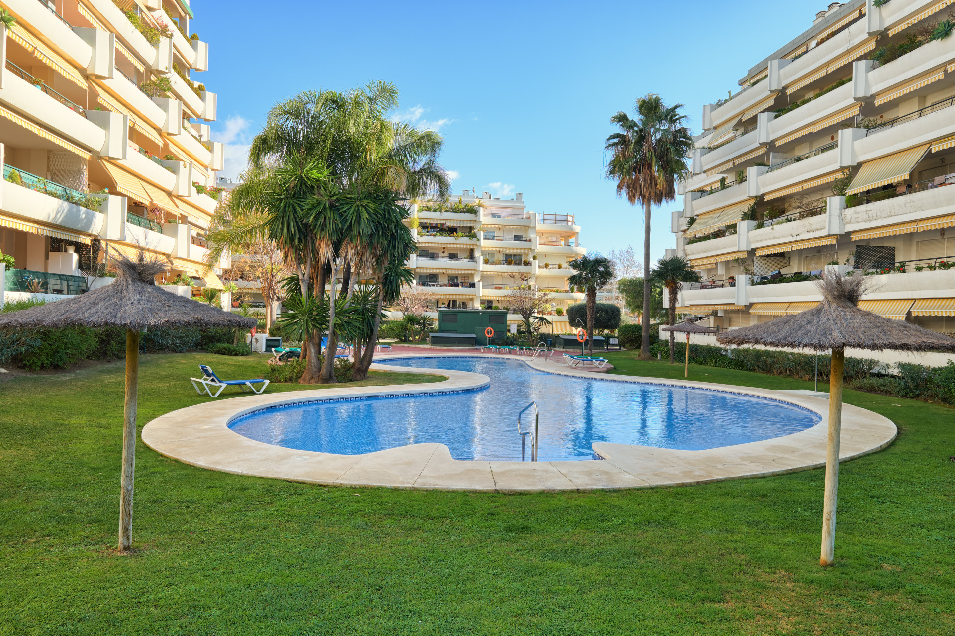 Appartement in San Pedro de Alcantara