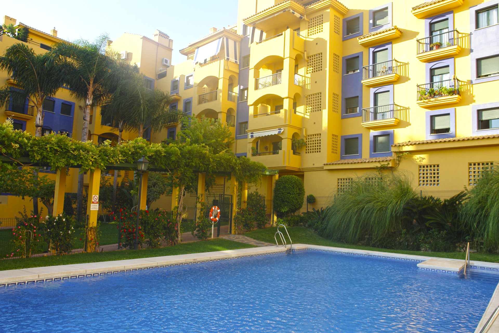 Charmant appartement in San Pedro de Alcantara